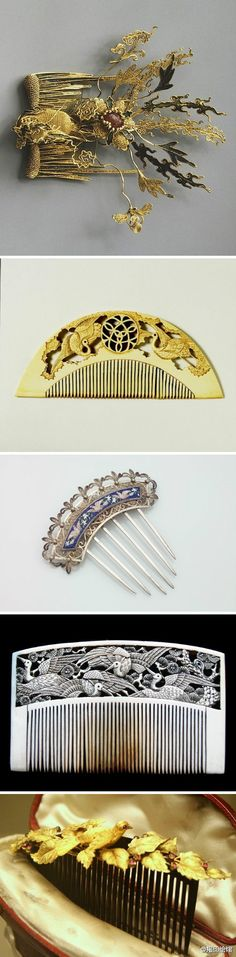 "The grate (bì), a dense than the comb Shutou tool.  The poetry of the Tang Li He Qingong "":"" luan grate won also drunk sleeping Carpet Mantang month. ""Since ancient times, they pay attention to etiquette, people attach great importance to their appearance decorative combs ancient manpower essential thing.  Especially women, almost comb leave the body, a long time, they form the plug comb culture."
