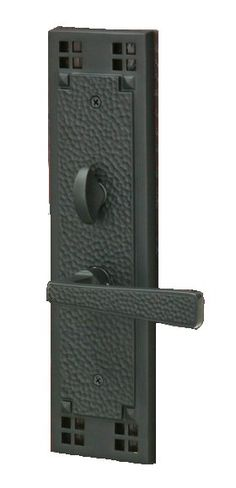 Arts And Crafts Door Knob   Craftsman Mortise Entry Set   Arts U0026 Crafts  Collection By