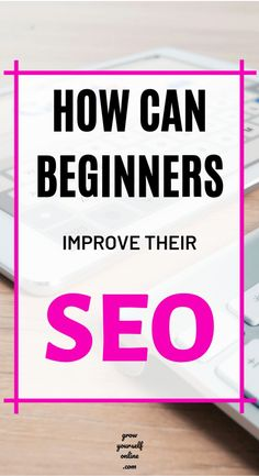 Great SEO Tips for someone just getting into SEO. These tips can easily be applied to SEO for WordPress as well. Seo Marketing, Content Marketing, Online Marketing, Digital Marketing, Marketing Websites, Marketing Ideas, Business Marketing, Affiliate Marketing, Media Marketing