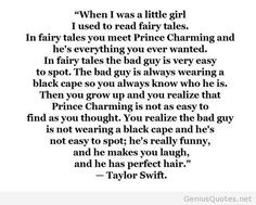 Taylor Swift quotes about boys