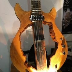 * GABIN GRAFF guitars ~ custom by Gabin Graff ~ Sounds FANTASTIC TOO! Give it a LISTEN here https://youtu.be/bL7kZUmnamg ~ Several other videos on youtube also and visit his website for more info as well http://gabingraff.com/en/ ~ The link below is NOT the website, just a Pinterest page ...