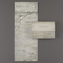 double-sided Invitations