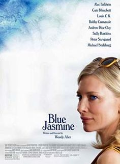 Blue Jasmine movie poster (Cate Blanchett, Alec Baldwin)