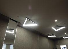 MFL Product Feature: Triangle LED Pendant System Diffuser, Triangle, Wall Lights, Led, Pendant, Home Decor, Appliques, Decoration Home, Room Decor