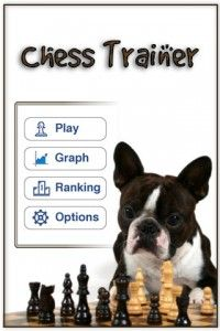 """Chess Trainer - This app is aimed not only at teaching the basics of chess, but also helping seasoned players improve their skills. Whether you""""ve just started playing the game or you're a pro, this app is sure to become your new best friend. A really cool feature is that there are more than 2500 tactical puzzles which will help you hone your skills. Like the lessons, there are a few puzzles available in the free version of the app, but many more can be purchased within it. Highly…"""