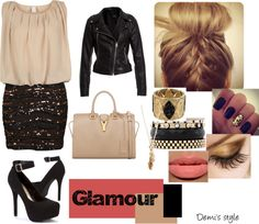 """""""Glamour 3"""" by aslym1308 on Polyvore"""