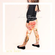 After purchasing, please check your spam/junk folder - download your files right away and save them to your computer! These slim trousers are the perfect combination of fashion and comfort. Design...