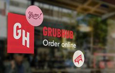 Grubhub - Delivering unique eating experiences | Wolff Olins