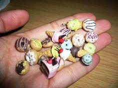 Clay Food   Miniature clay food   Flickr - Photo Sharing!