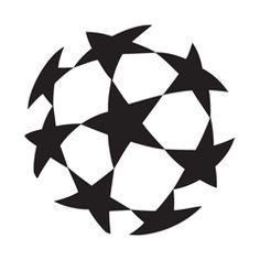 The UEFA Champions League heads to the quarterfinals. Logo Champions League, Uefa Champions Legue, Soccer Tattoos, Football Tattoo, Sports Football, Football Kits, As Monaco, Uefa League, Real Madrid Logo