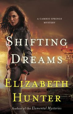 Official cover for Shifting Dreams, March 5th, 2013