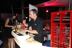 Coke & Roll Party #events #cocktails #coke #music