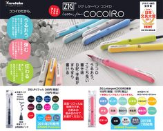 Zig Cocoiro Lettering Pen