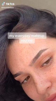 Natural School Makeup, Natural Everyday Makeup, Natural Wedding Makeup, Natural Makeup, Cute Makeup, Simple Makeup, Makeup Looks, Skin Makeup, Beauty Makeup