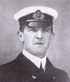 William Murdoch, Titanic's First Officer. February 28, 1873 - April 15, 1912. Nearly 75% of Titanic's survivors owe their lives to his quick thinking and efficient evacuation.