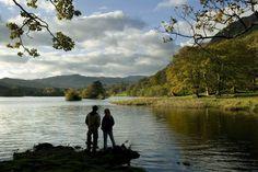 Windermere - Lake District - Cumbria - England - UK