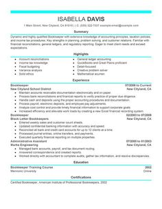 accounts payable specialist resume examples accounting finance