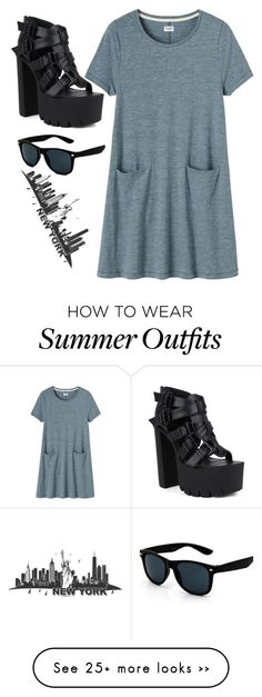 """""""Outfit to wear in the city"""" by a-good-old-southern-belle on Polyvore featuring Fahrenheit and Toast"""
