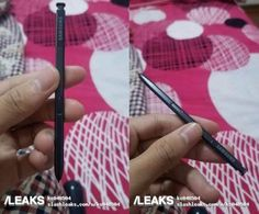 Possible Samsung Galaxy Note 8 S Pen Leaks Online #Android #Google #news