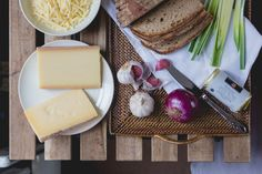 Young Rubbish: London's Best Toasted Cheese Sandwich + How to Make it at Home ● by Jess