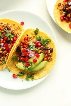 Una delicia sin carne y sobre todo integral para el desayuno, almuerzo y cena.¡También apto para veganos!