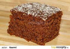 Super perník recept - TopRecepty.cz Krispie Treats, Rice Krispies, Nutella, Sweet Recipes, Muffin, Sweets, Cooking, Breakfast, Desserts