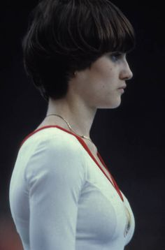 Nadia Comaneci Perfect 10, Magnificent 7, Summer Olympics, Esports, Stock Pictures, Sports Women, Royalty Free Photos, Athlete, Beautiful Women