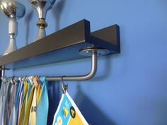 Medal Hanger - IKEA Hackers