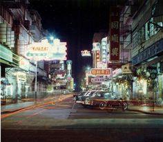 1963 Kimberley Rd at night 1