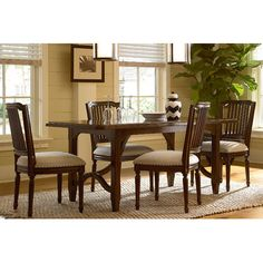 Paula Deen Home River House River House Extendable Dining Table