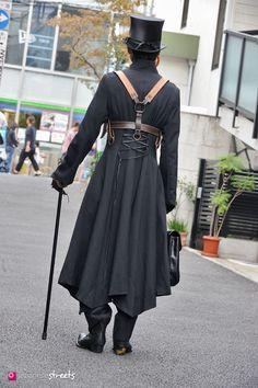 130914-9762 - Japanese street fashion in Harajuku, Tokyo