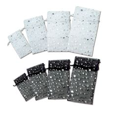 Pad inserts provide a blank canvas for arranging jewelry pieces with used in combination with trays. The soft fabric and foam padding provide a soft display platform. Jewelry Pouches, Jewelry Shop, Soft Fabrics, Polka Dots, Jewlery, Jewellery, Polka Dot, Dots