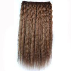 Real Human Virgin Hair Extensions Auburn Sugar Full Head Yaki Straight #DhgatePin http://www.dailymail.co.uk/news/article-3136766/17billion-s-tax-credit-fraud-blunders-cost-Britain-10-year-period.html