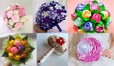 Unusual Bouquets for a stylish wedding ceromony Peonies, Wedding Bouquets, Floral Arrangements, Orchids, Marriage, The Originals, Rose, Flowers, Handmade