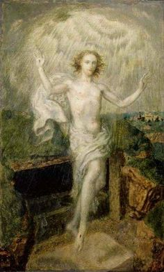 The Ascension by Theodor Baierl
