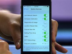 Some of iOS 7's features -- including hidden settings -- could be killing your phone's battery life. Here's how to make sure your iPhone makes it through the day.