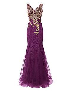 Dresstells® Long Lace Mermaid Prom Dress with Appliqu... https://www.amazon.co.uk/dp/B00XBHD5BU/ref=cm_sw_r_pi_dp_S3utxbAZFN45N