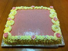 dl sitruunamehua 4 dl vispikermaa vaahdotettuna P Food And Drink, Desserts, Tailgate Desserts, Deserts, Postres, Dessert, Plated Desserts
