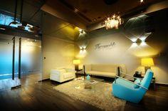 Façonnable office and showroom by Bettis Tarazi Arquitectos, Panama City  Panama showroom store design office 17a64e906fa4