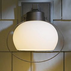 $294-382 Port Outdoor Wall Sconce by Hubbardton Forge at Lumens.com