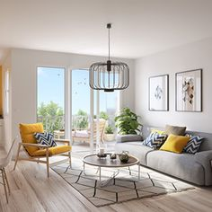 Stylish 41 Wonderful Spring Scandinavian Decor With Yellow Color Schemes For Awesome Living Room Navy Living Rooms, Living Room Sofa Design, Paint Colors For Living Room, Home Living Room, Interior Design Living Room, Living Room Designs, Living Room Decor, Apartment Design, Decoration