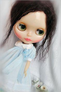 Spring Dress for Blythe ~ Atomic Ω Blythe @ flickr