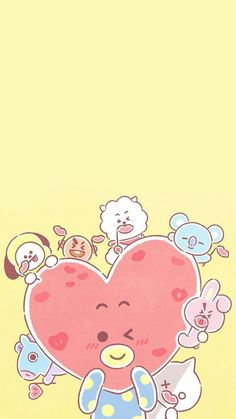 Cute Anime Chibi, Bts Chibi, Bts Wallpaper, Iphone Wallpaper, Kpop, Goblin Kdrama, Bts Backgrounds, Character Wallpaper, Cartoon Pics