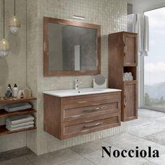 Savini Due – Mobilier de baie cu design italian produs in Romania Double Vanity, Bathroom, Modern, Design, Washroom, Trendy Tree, Full Bath, Bath