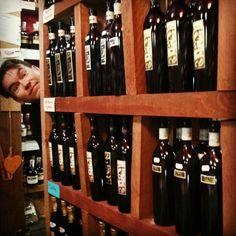 Ciriaco Yañez Mis nuevas botellas llenas de mis vermouth maravillosos. Una gozada gozadosa