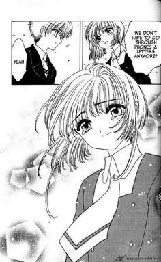 Sakura card captor manga hentai en español