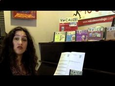 Voice Lessons To Go: How to blend your chest singing voice and head singing voice- free exercise.