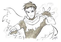 Billy Kaplan, Young Avengers by kellyykao