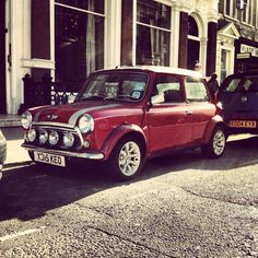 Mini Cooper Accidents, Malfunctions And Other Known Issues – Car Accident Lawyer - Mesothelioma Treatments My Dream Car, Dream Cars, Classic Mini, Classic Cars, Red Mini Cooper, Mini Morris, Cooper Car, Car Accident Lawyer, Small Cars