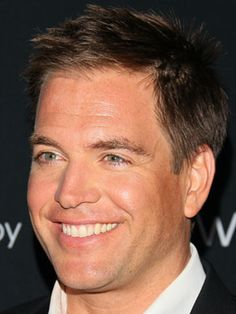 NCIS'S Michael Weatherly shares how the power of planning, pampering, and couch potato-ing keeps his marriage connected. American Horror, American Actors, Michael Weatherly, Smiling Man, Karl Urban, Daniel Gillies, Film Books, Jamie Fraser, Celebs